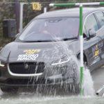 Jaguar Land Rover driving Challenge