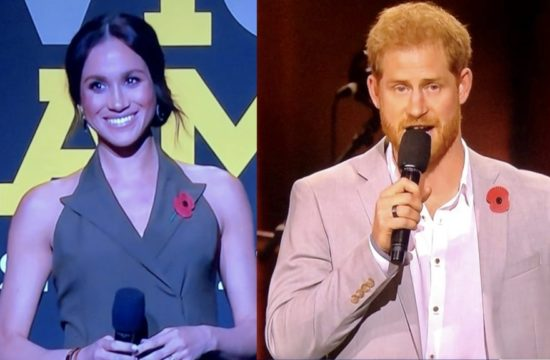 Prince Harry and Wife Meghan Close Invictus Games 2018