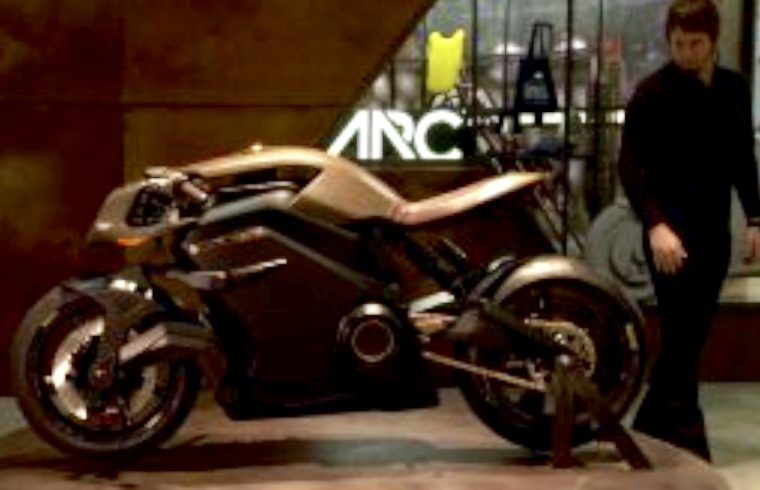 British Electric Motorcycle Most Advanced In World