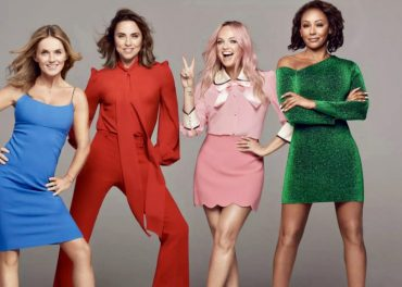Spice Girls Back On Tour