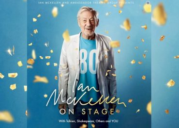 Ian McKellen On Stage - UK Tour 2019