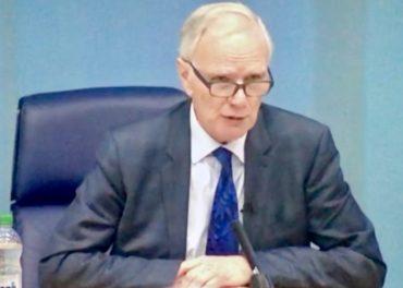 UN Special Envoy Philip Alston