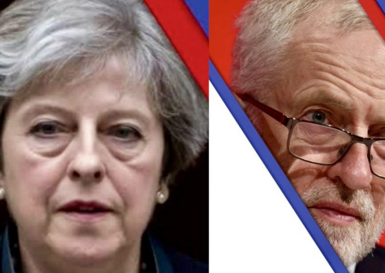 Theresa May, Jeremy Corbyn With Sophy Ridge on Sunday - REPLAY