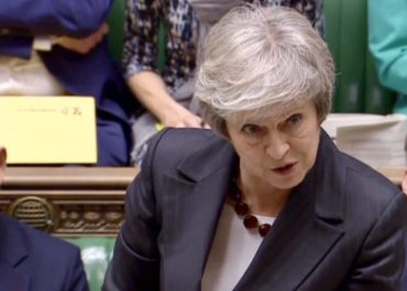 PMQs With Theresa May LIVE