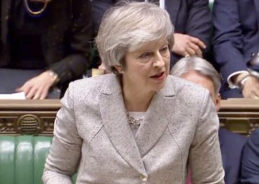 Brexit: Theresa May Statement to Parliament LIVE