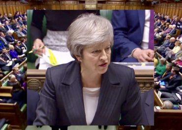 PMQs and Theresa May