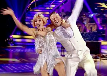 Strictly: Stacey & Kevin Wow With Their Charleston