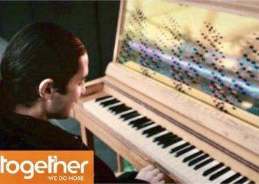 Instrument of Change Street Piano