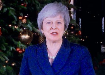 Theresa May remains as PM