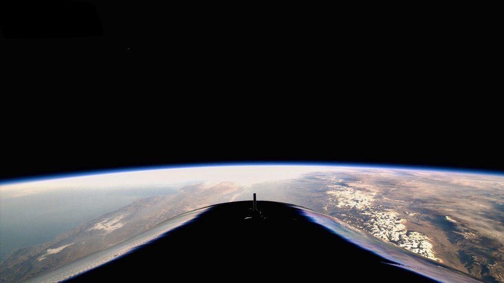 Virgin Galactic Reaches Edge of Space - tourist flights