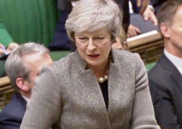 Prime Minister Addresses MPs LIVE 1530