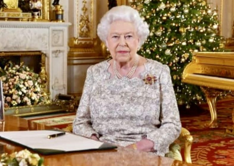 Queen's Christmas Message 2018