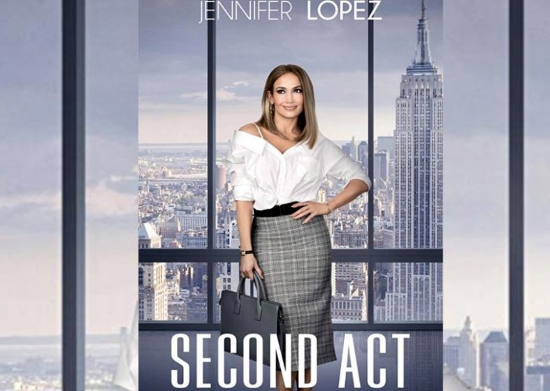 Second Act Trailer