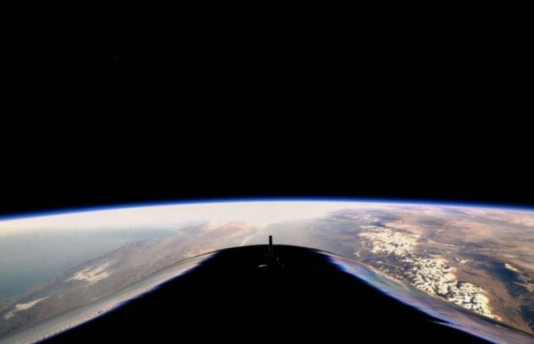 Virgin Galactic Reaches Edge of Space
