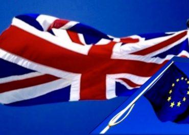 EU flag down