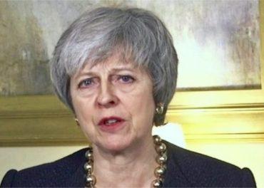 Theresa May New Year Message