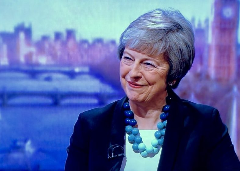 Theresa May Urges MPs to Back Her Brexit Deal