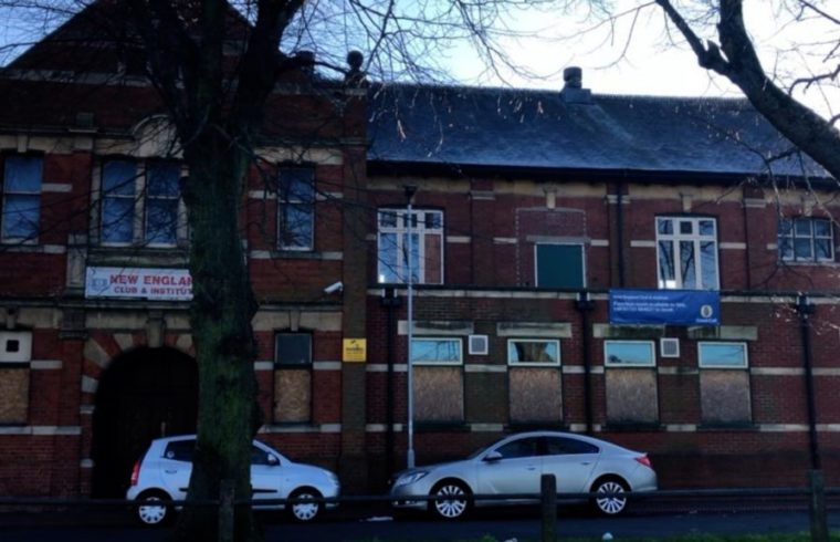 Homeless Help Renovate Disused Buildings