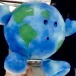 Little Earth member of Crew Dragon