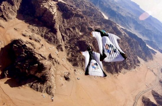 Extreme Sports Gets Saudi Location