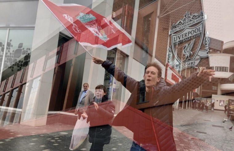 Liverpool Football Fans Overwhelmed