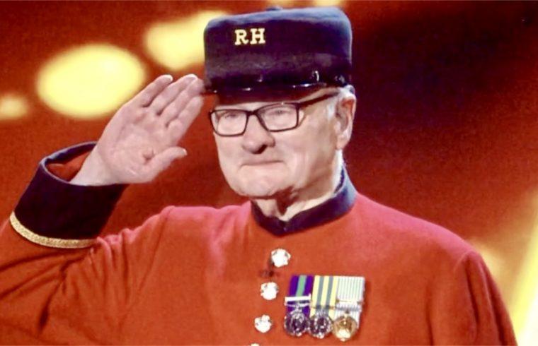 Chelsea Pensioner Wins Britain's Got Talent 2019