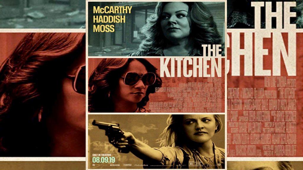 The Kitchen Trailer 20 September Crime Action Thriller