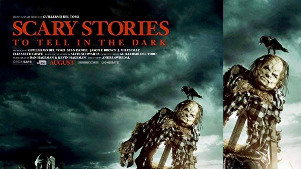 Scary Stories To Tell In The Dark Trailer - 23 August