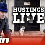 Boris takes on Hunt at Darlington Hustings