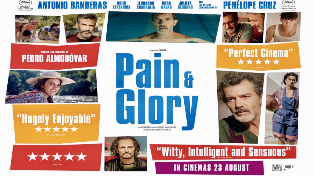 Pain and Glory Trailer