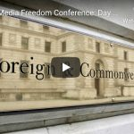 Defend Media Freedom Conference Day 2