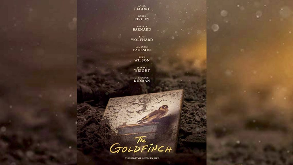 The Goldfinch Trailer