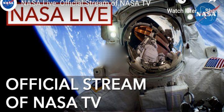NASA Live: Official Stream - Apollo 11