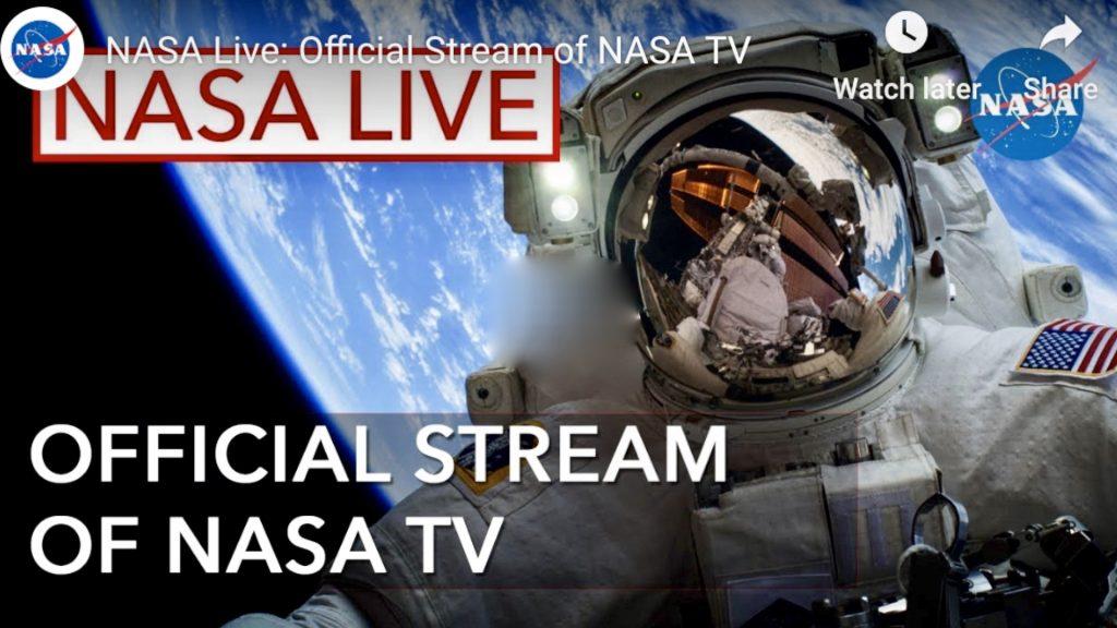 NASA Live: Official Stream - Apollo 11