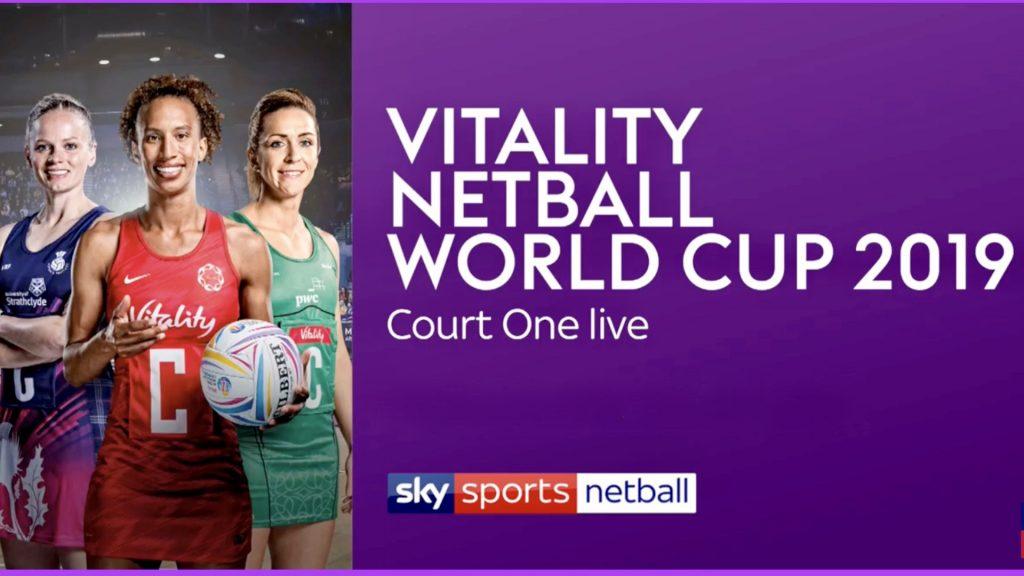LIVE Netball World Cup | Trinidad & Tobago v Scotland