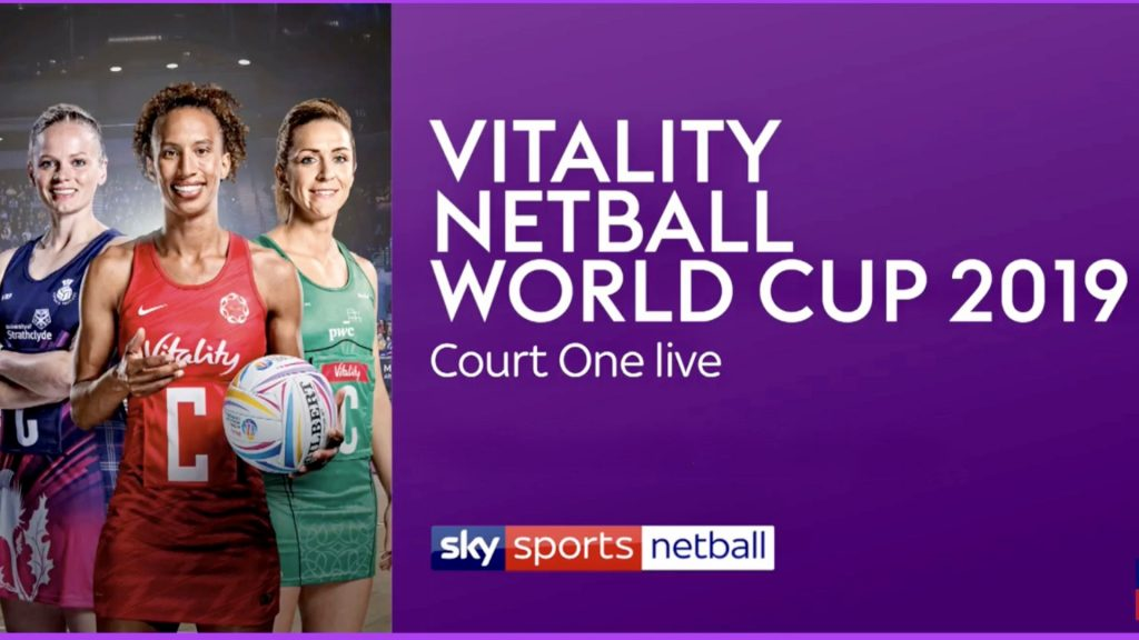 LIVE Netball World Cup | Northern Ireland v Barbados