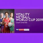 LIVE Netball World Cup | England vs New Zealand