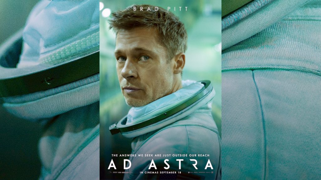 Ad Astra New Trailer