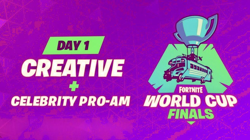 Fortnite World Cup Finals Live