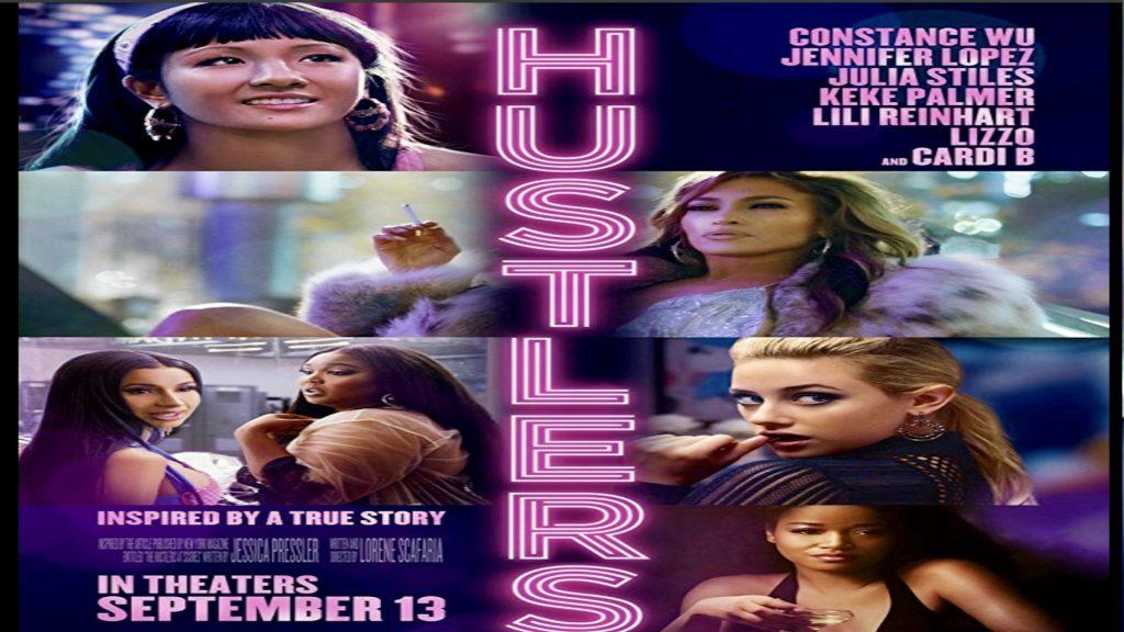 Hustlers Trailer