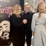 Pavarotti Preview Plus Satellite Q & A