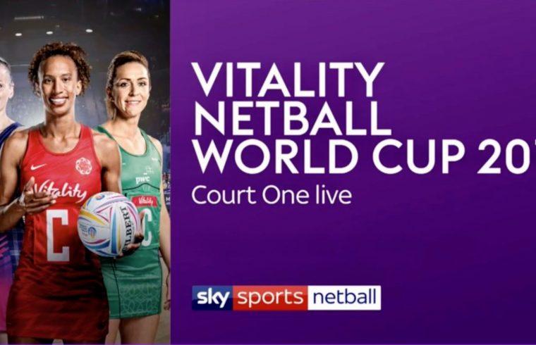 LIVE Netball World Cup   Trinidad & Tobago v Scotland