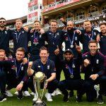 England Celebrates World Cup Win