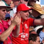 Fans 3rd Ashes test