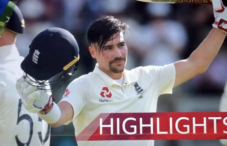 Ashes 2019: Rory Burns Century