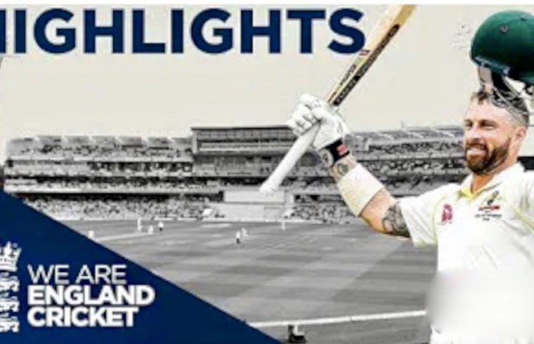 The Ashes Day 4 Highlights