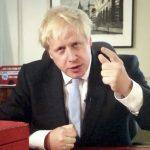 Boris Johnson First Facebook Live Broadcast