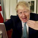 Boris Johnson hosts People's PMQs