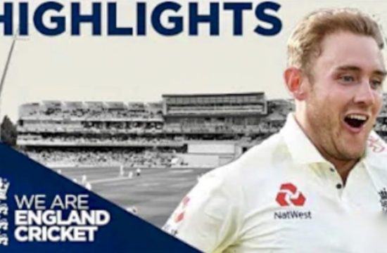 Ashes 2019: England Bowled Out