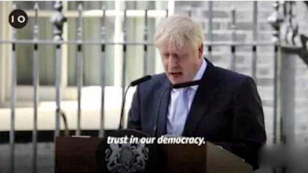 Boris: My Vision for an Independent Britain🇬🇧
